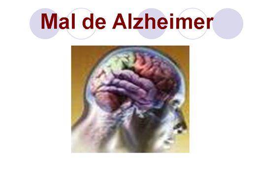 Curso Online de MAL DE ALZHEIMER