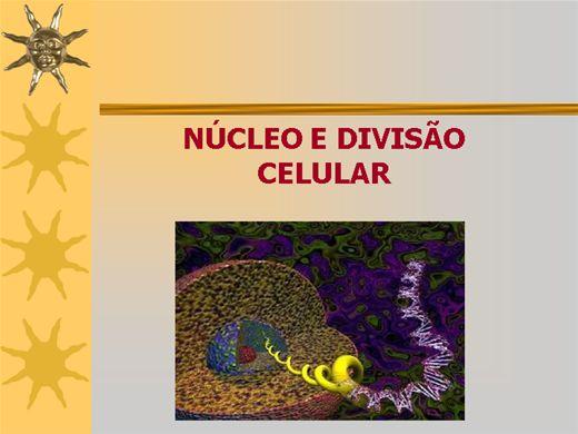Curso Online de NÚCLEO E DIVISÃO CELULAR