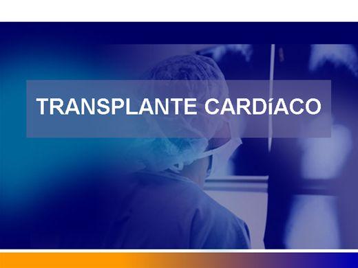 Curso Online de TRANSPLANTE CARDíACO