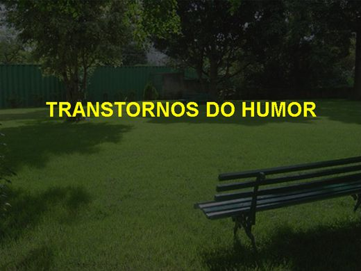 Curso Online de TRANSTORNOS DO HUMOR