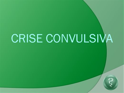 Curso Online de CRISE CONVULSIVA