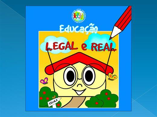 Curso Online de EDUCAÇÃO LEGAL E REAL