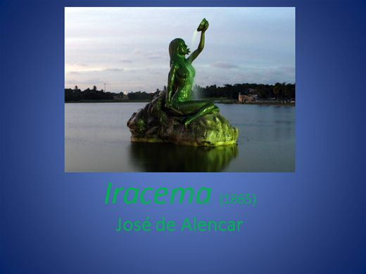 Curso Online de IRACEMA- JOSÉ DE ALENCAR