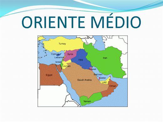 Curso Online de ORIENTE MÉDIO