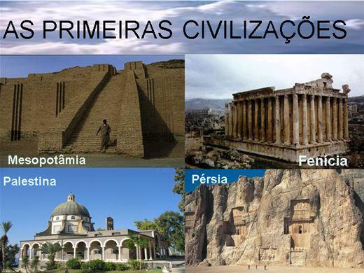 Curso Online de AS PRIMEIRAS CIVILIZAÇÕES