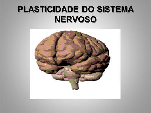 Curso Online de PLASTICIDADE DO SISTEMA NERVOSO