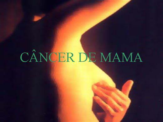 Curso Online de CÂNCER DE MAMA