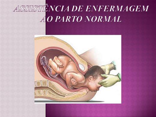 Curso Online de ASSISTÊNCIA DE ENFERMAGEM AO PARTO NORMAL