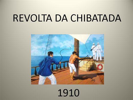 Curso Online de REVOLTA DA CHIBATADA 1910
