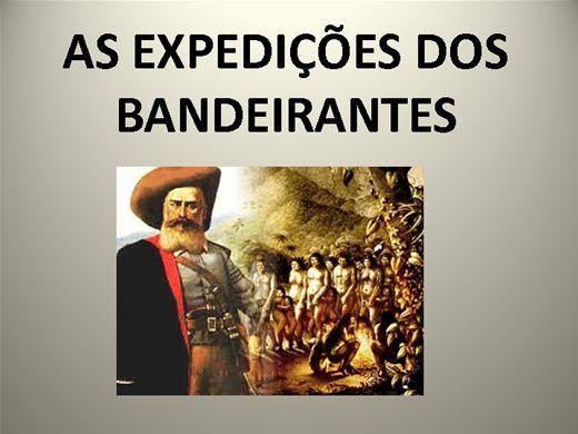 Curso Online de AS EXPEDIÇÕES DOS BANDEIRANTES