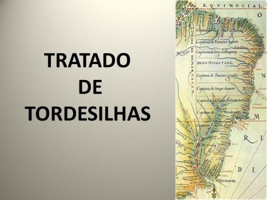 Curso Online de TRATADO DE TORDESILHAS