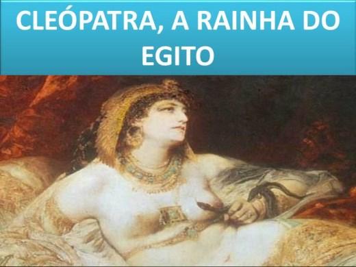 Curso Online de CLEÓPATRA, A RAINHA DO EGITO
