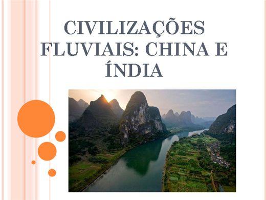 Curso Online de CIVILIZAÇÕES FLUVIAIS: CHINA E ÍNDIA