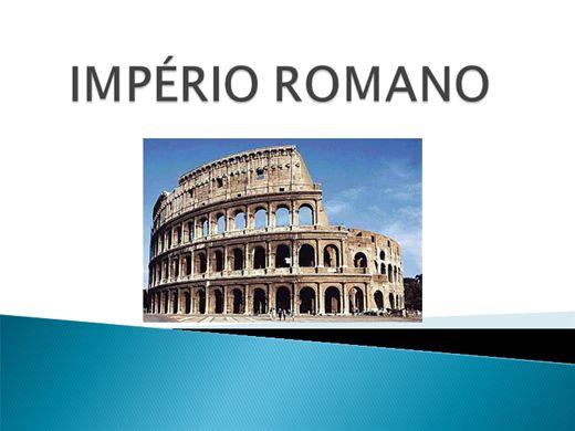 Curso Online de IMPÉRIO ROMANO