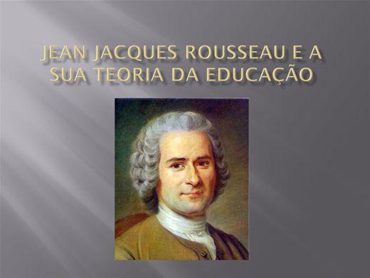 Curso Online de Jean Jacques Rousseau