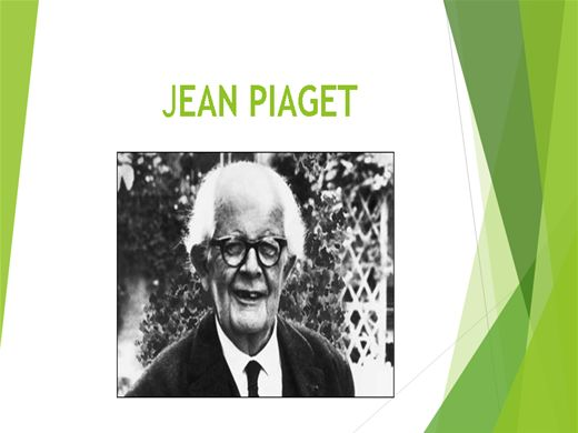 Curso Online de JEAN PIAGET