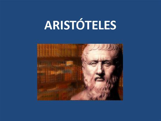 Curso Online de ARISTÓTELES