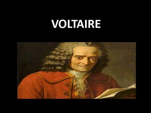 Curso Online de VOLTAIRE