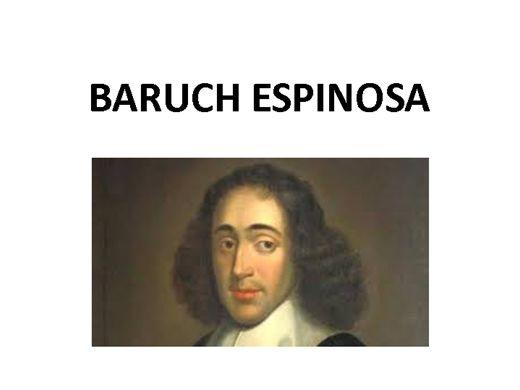Curso Online de BARUCH ESPINOSA