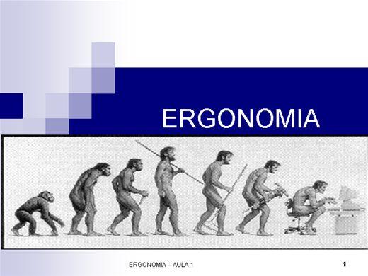 Curso Online de  ERGONOMIA E SEGURANÇA INDUSTRIAL
