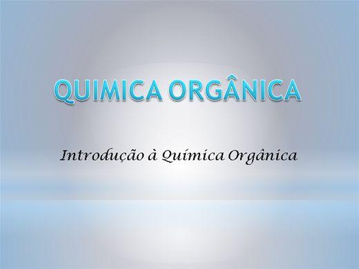 Curso Online de QUIMICA ORGÂNICA