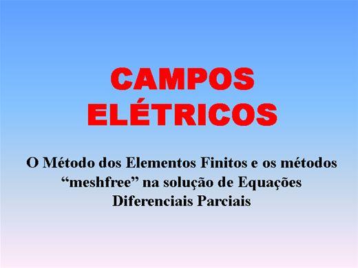 Curso Online de Campos Elétricos