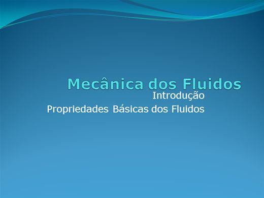 Curso Online de Mecânica dos Fluidos