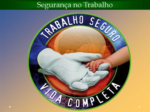 Curso Online de CURSO SEGURANÇA DO TRABALHO (COMPLETO.)