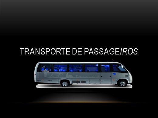 Curso Online de Transporte de Passageiros / Treinamento