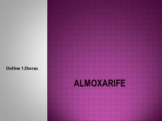 Curso Online de Almoxarife