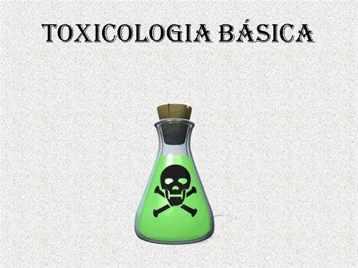 Curso Online de Toxicologia básica