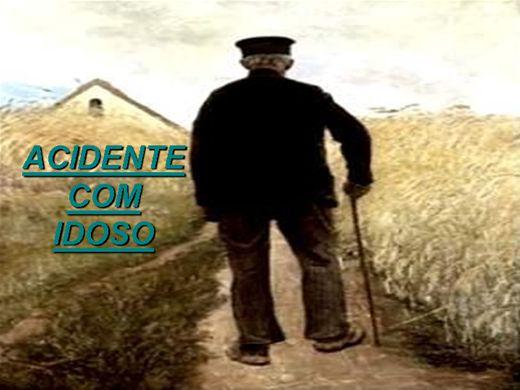 Curso Online de prevenção de acidentes com idosos
