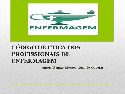 Curso Online de Código de Ética dos Profissionais de Enfermagem