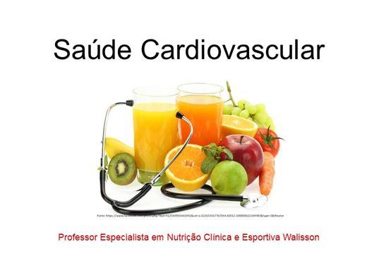 Curso Online de Saúde Cardiovascular