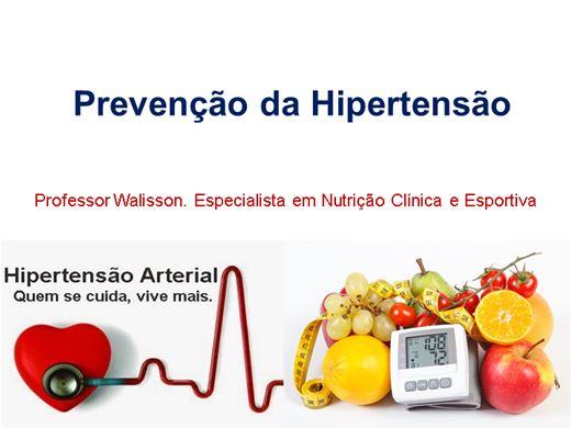 Curso Online de Prevenção da Hipertensão