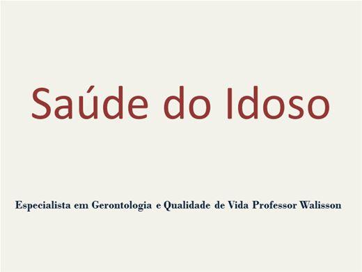 Curso Online de Saúde do Idoso