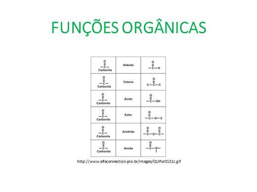 Curso Online de Funções Orgânicas
