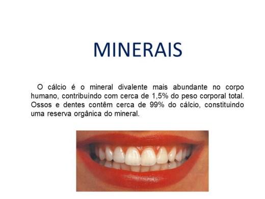 Curso Online de Minerais