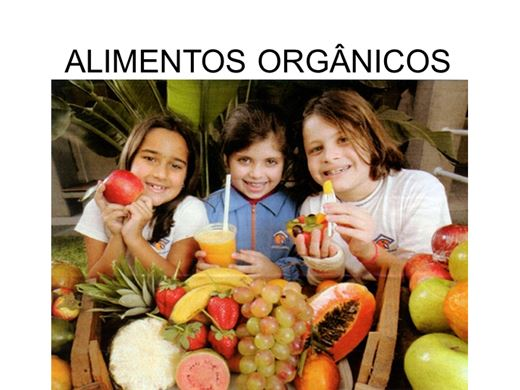 Curso Online de Alimentos Orgânicos