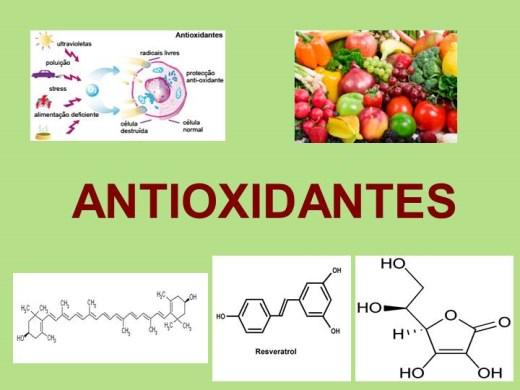 Curso Online de Antioxidantes