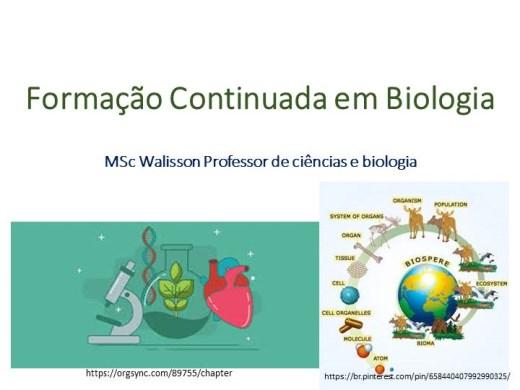 Curso Online de Formação Continuada em Biologia