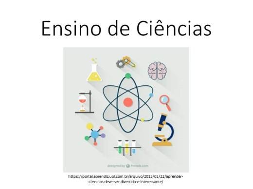 Curso Online de Ensino de Ciências