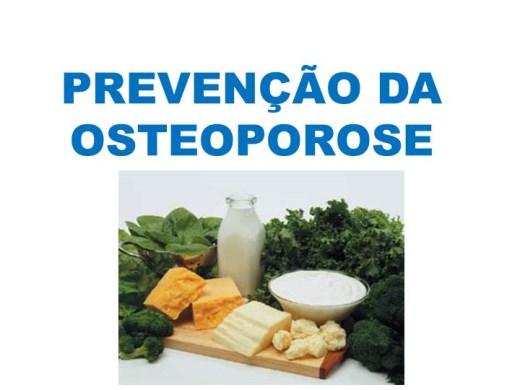 Curso Online de Prevenção da Osteoporose