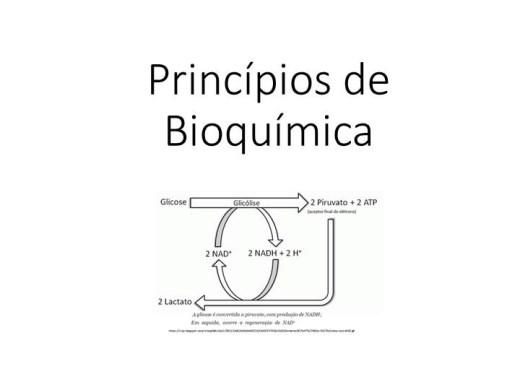 Curso Online de Princípios de Bioquímica