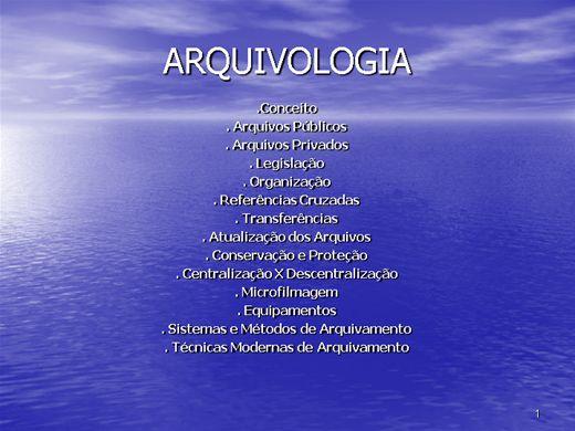 Curso Online de ARQUIVOLOGIA  +ADMINISTRAÇÃO FINANCEIRA +ADM. DE MATERIAIS
