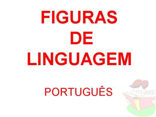 Curso Online de PORTUGUÊS - FIGURAS DE LINGUAGEM