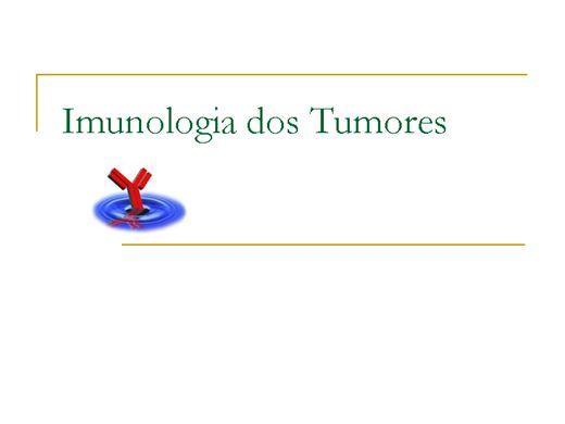 Curso Online de TUMORES