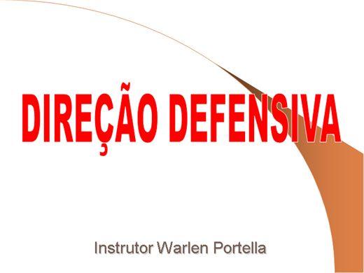 Curso Online de Direção Defensiva e Legislação de Transito