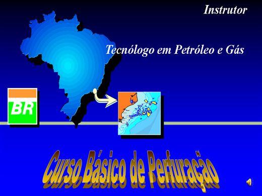 Curso Online de  Perfuraçao de Poços de Petroleo