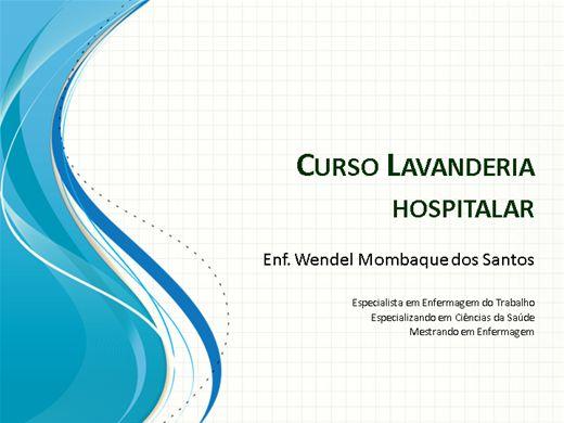 Curso Online de Lavanderia Hospitalar